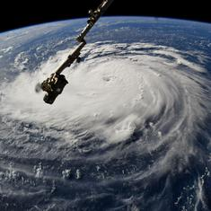 US: President Donald Trump issues warning as Hurricane Florence advances