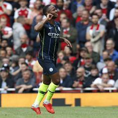 Premier League: Clinical Manchester City spoil Emery's Arsenal bow
