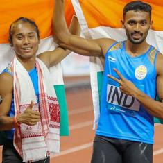Asian Games: India lodges protest against Bahrain in 400-metre mixed relay, decision on Wednesday