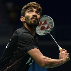 French Open badminton: Srikanth, Saina advance to second round, Sameer Verma crashes out