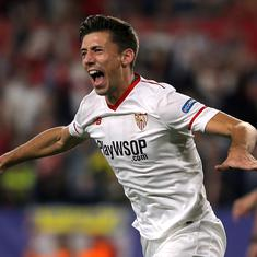 French defender Clement Lenglet signs for Barcelona from Sevilla in €35 million deal