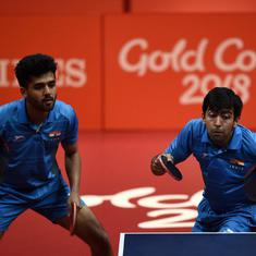 Table Tennis: Harmeet Desai-Sanil Shetty secure spot in Hong Kong Open main draw