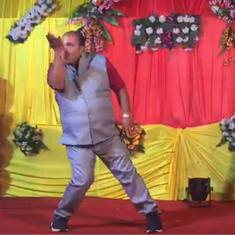 Can anybody dance like Govinda? Meet 'Govinda Uncle'