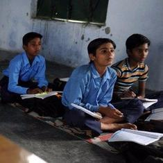 UP: School principal arrested for giving tips on cheating in board exams