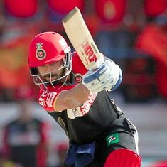Gujarat Lions coach Brad Hodge suspects Virat Kohli may have sat out Dharamshala Test to play in IPL