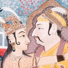 How Mihr, the future Empress Noor Jahan and prince Salim, later Emperor Jehangir, fell in love