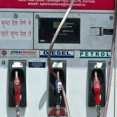 Fuel prices drop again, petrol costs Rs 78.21 and diesel Rs 72.89 per litre in Delhi
