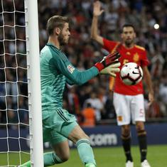 Southgate's missing midfield, De Gea's redemption: Talking points from England versus Spain