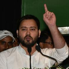 Tejashwi Yadav says he invited former BJP ally Upendra Kushwaha to join 'grand alliance'