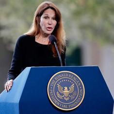 अमेरिका के पूर्व राष्ट्रपति रोनाल्ड रीगन की बेटी ने कहा- मैं भी बलात्कार का शिकार हुई थी