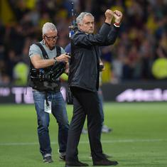 Jose Mourinho's European troubles add edge to Manchester United's Champions League campaign
