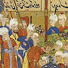 Here is a look at the only known Persian copy of 'The book of Sindbad'