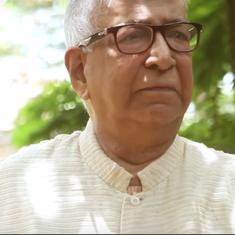 Renowned artist KG Subramanyan dies in Vadodara