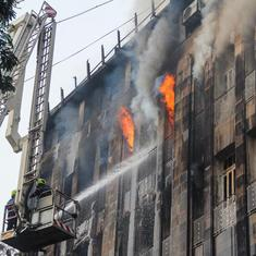 Fire at Mumbai's Scindia House did not destroy Nirav Modi scam files: Central Board of Direct Taxes