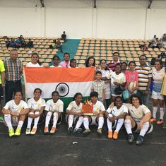 For India's women's rugby team, an Asian Games snub is more than just the loss of game time