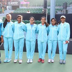 Important to serve well indoors, says Ankita Bhambri ahead of Fed Cup tie in freezing Kazakhstan