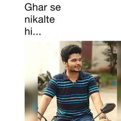 'Ghar Se Nikalte Hi': Indian Twitterati have taken to the hit 1990s song for their memes, and how
