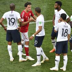 Worst game of the World Cup? Twitter's reaction to Denmark v France more entertaining than the match