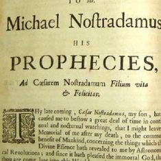 नास्त्रेदमस : जिसकी 450 साल पहले की गई भविष्यवाणियां आज भी दुनिया को घनचक्कर बनाए हुए हैं