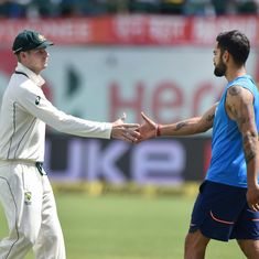 By not accepting Australia's olive branch, Virat Kohli has set a poor example for sportsmanship