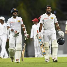West Indies vs Sri Lanka: Day/night Test delicately poised as 20 wickets fall on dramatic Day 3