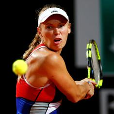 After Naomi Osaka, Ashleigh Barty and Caroline Garcia, Caroline Wozniacki pulls out of Qatar Open