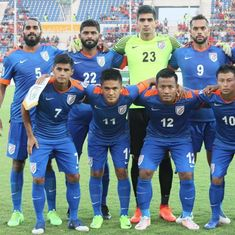 2019 AFC Asian Cup qualifiers: Sunil Chhetri's injury time goal helps India beat Myanmar 1-0
