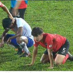AFC Under-16 C'ship QF, as it happened: Heartbreak for India as Korea clinch a hard-fought win