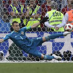 World Cup: We were hoping for penalties, says Russia's Akinfeev after shootout heroics
