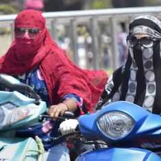 Heat wave: Delhi swelters at 45 degrees Celsius on the hottest day in two years