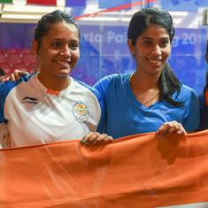 Asian Games squash: Joshna downs David as women's team qualify for final; Ghosal and Co win bronze