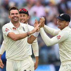 England vs India, fifth Test, day two live: Stokes's double strike gives hosts advantage at stumps