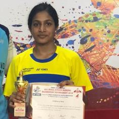 Badminton: Gayatri Gopichand, Maisnam Meiraba win All India Junior Ranking Tournament in Cochin