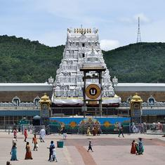 IRCTC Tirupati air tour package: Booking details, itinerary, costs and more details