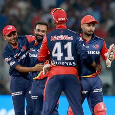 Mumbai Indians out of IPL 2018 after 11-run loss to Delhi Daredevils in thriller