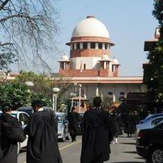 Convicted politicians contesting polls: Centre asks SC to not touch areas forbidden by Constitution