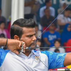 India's Rajat Chauhan wins silver in compound archery at Macau Open