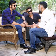 Ranbir Kapoor, Ajay Devgn in Luv Ranjan's next movie