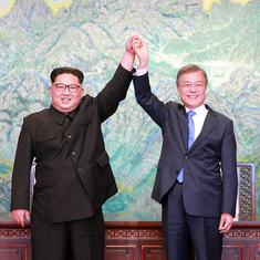 Next summit between North and South Korea to be held in Pyongyang in September