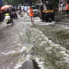 The big news: Heavy rainfall continues to lash Maharashtra, and nine other top stories