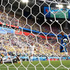 Fifa World Cup: Coutinho and Neymar strike at the death to give Brazil a 2-0 win over Costa Rica