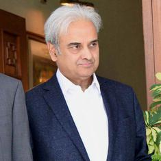 Pakistan appoints former chief justice Nasir Ul Mulk interim prime minister