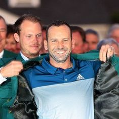 After 18 long years, Sergio Garcia is finally a Major champion
