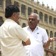 Karnataka: Congress' Ramesh Kumar elected Assembly speaker after BJP's candidate withdraws