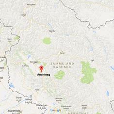 Jammu and Kashmir: Top Hizbul Mujahideen commander, aide killed in gunfight in Anantnag, say police