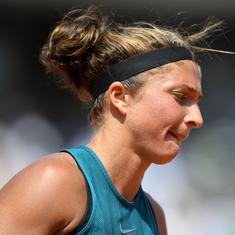 'I feel powerless': Sara Errani reacts as CAS increases her doping suspension to 10 months