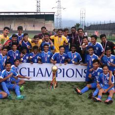 Shy Bibiano and his rollicking India U-16 football team looking to upset the odds at Asian C'ship
