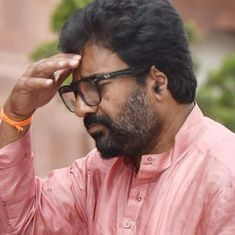 Shiv Sena MP Ravindra Gaikwad books Air India ticket but takes Rajdhani Express to Delhi