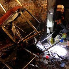 अफगानिस्तान : मस्जिद में आत्मघाती धमाका, 25 की मौत