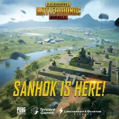 PUBG Mobile update includes Sanhok map, new weapons, vehicles